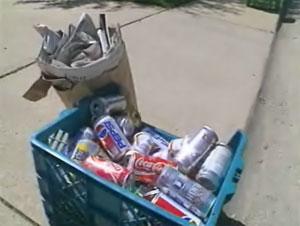 Alluminium recycling