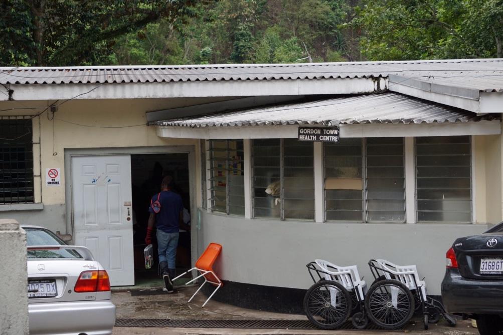 Gordon Town Health Centre