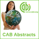 CAB Abstracts banner icon