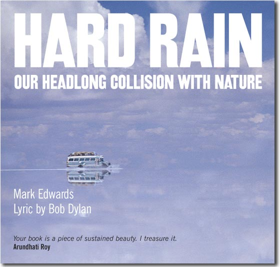 Bus-clouds-blue-sky-reflection-mirage-book-cover-hard-rain-mark-edwards-photography-bob-dylan-lyrics-a-hard-rains-a-gonna-fall-project-photos-climate-change-photo